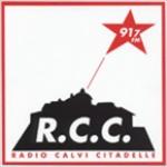Logo da emissora Radio Calvi Citadelle 91.7 FM