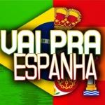 Logo da emissora Vai Pra Espanha