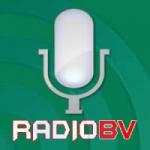 Logo da emissora Rádio BV