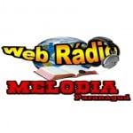 Logo da emissora Web R�dio Melodia Paranagu�