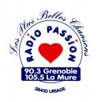 Logo da emissora Radio Passion 90.3 FM