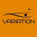 Logo da emissora Variation 96 FM