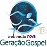 Logo da emissora Rádio Nova Geração Gospel
