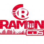 Logo da emissora Rádio Ramon CDs