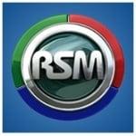 Logo da emissora Rádio Sul Matogrossense 850 AM