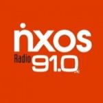 Logo da emissora IXOS 91.0 FM