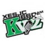 Logo da emissora Radio Kvoz 660 AM