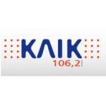 Logo da emissora Klik 106.2 FM