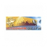 Logo da emissora Mykonos 98.1 FM