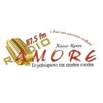 Logo da emissora Radio Amore 87.5 FM