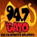 Logo da emissora KYSE El Gato 94.7 FM