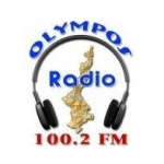 Logo da emissora Radio Olympos 100.2 FM