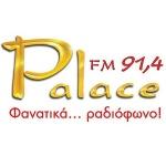 Logo da emissora Radio Palace 91.4 FM