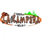 Logo da emissora La Campera 1320 AM