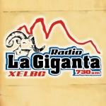 Logo da emissora Radio La Giganta 730 AM