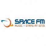 Logo da emissora Space 107.5 FM