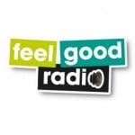 Logo da emissora Feel Good 105.6 FM