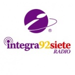 Logo da emissora Radio Integra 92.7 FM