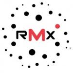 Logo da emissora Radio RMX Queretaro 94.7 FM