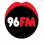 Logo da emissora Rádio 96 FM Recife