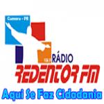 Logo da emissora R�dio Redentor 104.9 FM