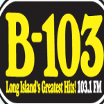 Logo da emissora WBZO B 103.1 FM