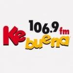Logo da emissora Radio Ke Buena FM 106.9