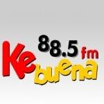 Logo da emissora Radio Ke Buena 88.5