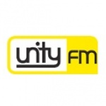 Logo da emissora Unity 105.7 FM