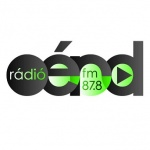 Logo da emissora Radio Érd 87.8 FM