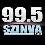 Logo da emissora Szinva 99.5 FM