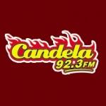 Logo da emissora Radio Candela FM 92.3