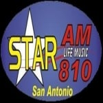 Logo da emissora Star 810 AM