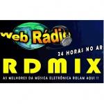 Logo da emissora Rádio RD Mix