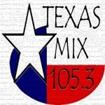 Logo da emissora Texas Mix 105.3 FM