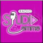 Logo da emissora Radio Studio Emme 108.00 FM