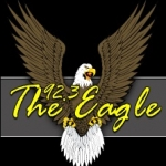 Logo da emissora The Eagle 92.3 FM