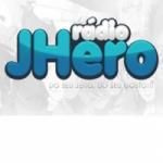 Logo da emissora Rádio J-Hero