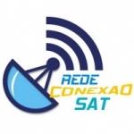 Logo da emissora Rede Conex�o Sat