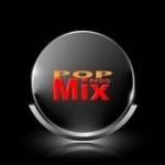 Logo da emissora Pop Mix Rádio
