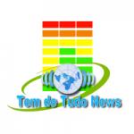 Logo da emissora Rádio Tem de Tudo News