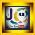 Logo da emissora R�dio J� 42