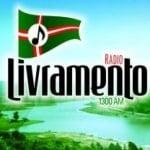 Logo da emissora R�dio Livramento 1300 AM