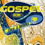 Logo da emissora Rádio Gospel Som HD