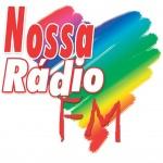 Logo da emissora Rádio Nossa Rádio 106.9 FM