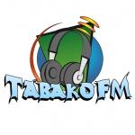 Logo da emissora Tabako FM