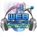 Logo da emissora Web R�dio Monte Hits