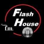 Logo da emissora Flash House FM