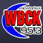 Logo da emissora WBCK 930 AM