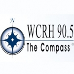 Logo da emissora Radio WCRH 90.5 The Compass FM